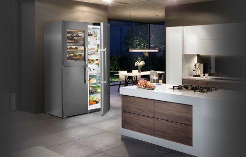 Umbau von küchenzeilen